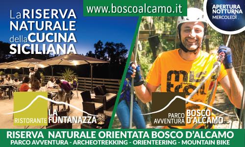 Bosco d'Alcamo popup