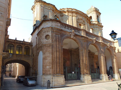 cattedrale curia trapani