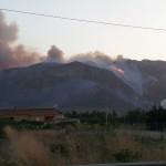 Incendio Monte Inici