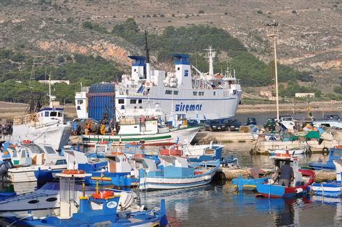 favignana porto