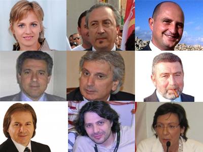 Chi sono i nove deputati della provincia di trapani alqamah for Chi sono i deputati