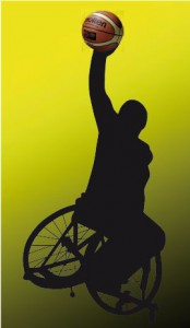 basket disabili
