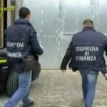 Guardia Finanza sequestro cugino riina