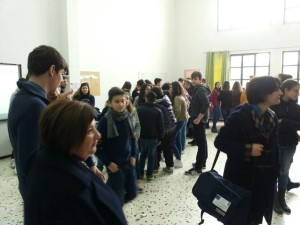 ragazzi liceo scientifico