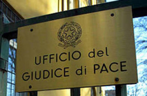 giudice pace
