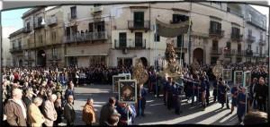 processione maria santissima dei miracoli