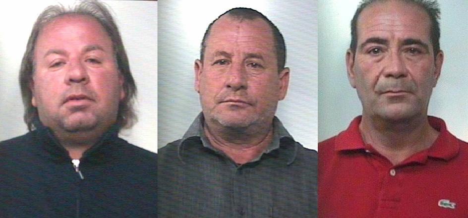 Arresti Partinico - Giaimo Scrozzo - Valenza