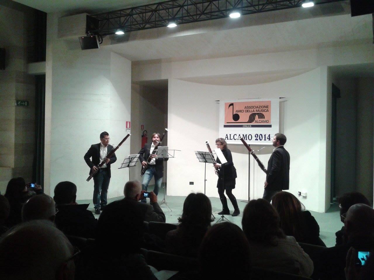 bassons quartet