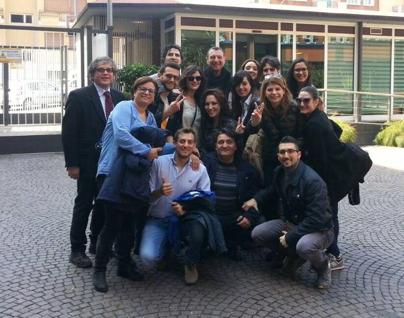 squadra Castellammare + Amadeus