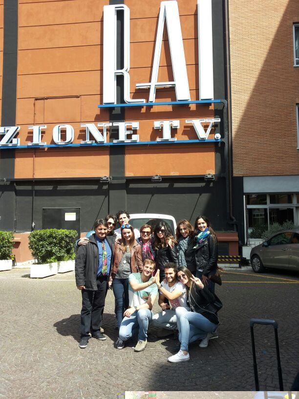 squadra Castellammare a Roma