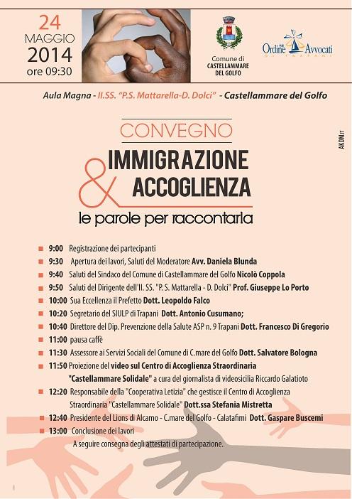 immigrazione castellammare