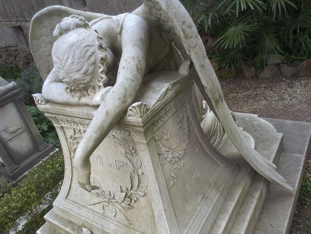 angelo del dolore, roma