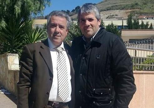 Stefano Milito e Nino Oddo