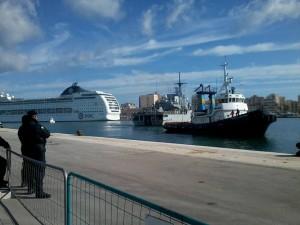 migranti porto di trapani