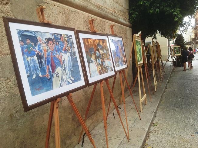 Mostra Pittura Alcamo Corso VI Aprile (3)