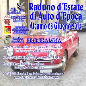 Raduno d'Estate Auto D'Epoca