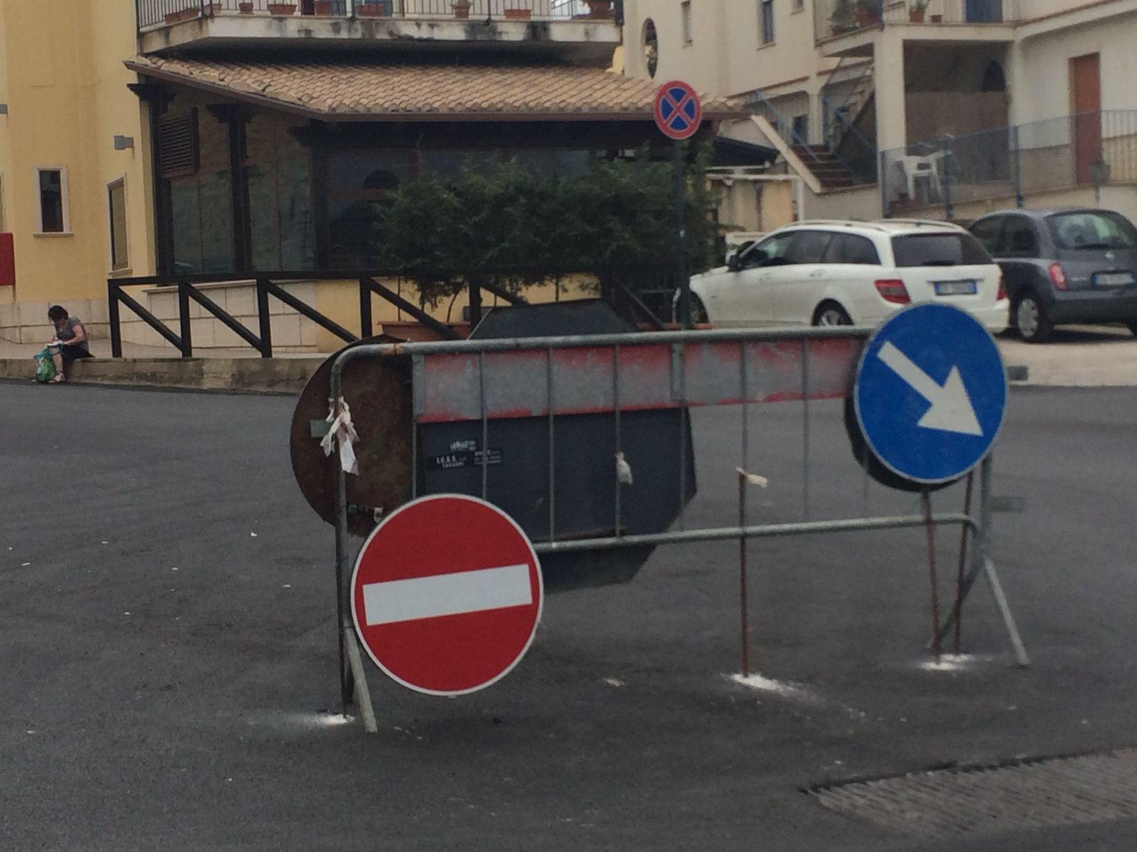 Svincolo Alcamo Marina Disagi (1)