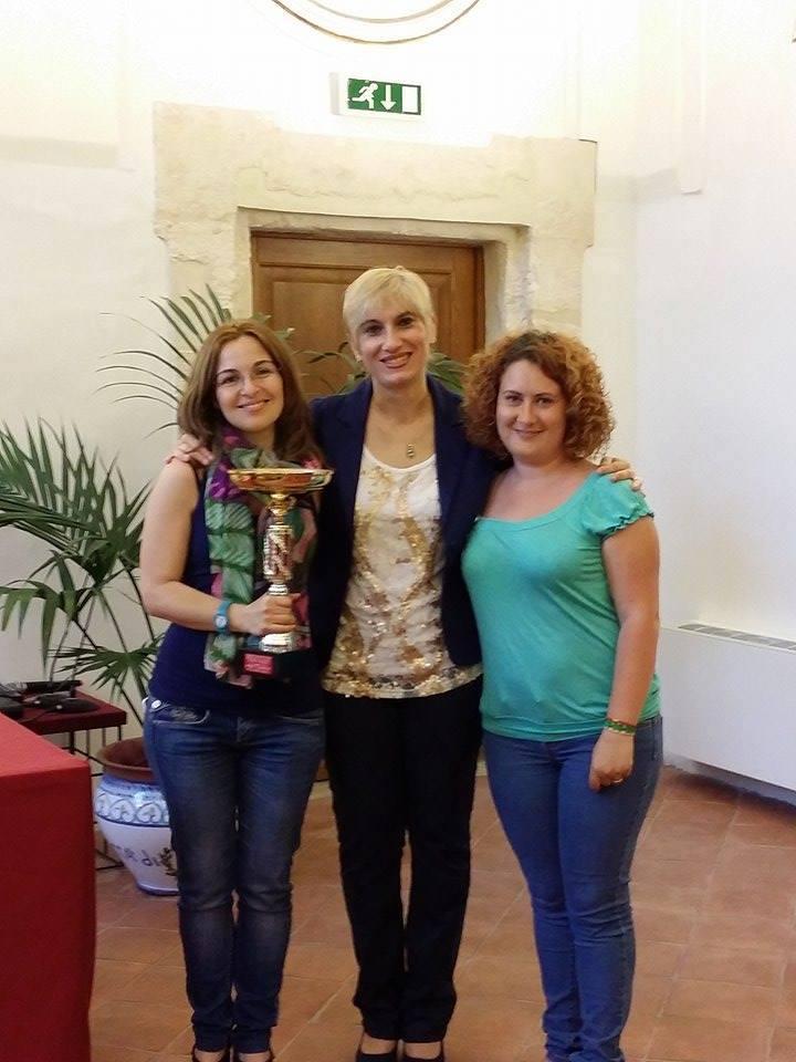 premiazione scacchi
