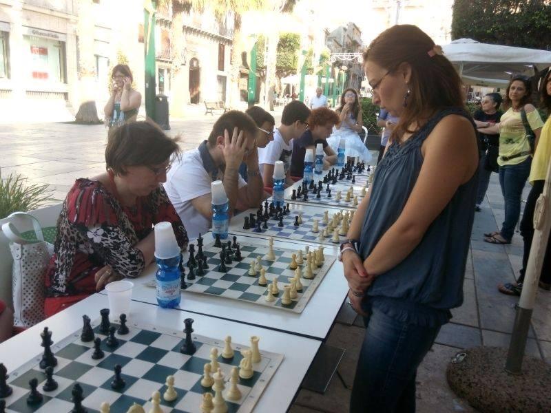 scacchi contemporanea