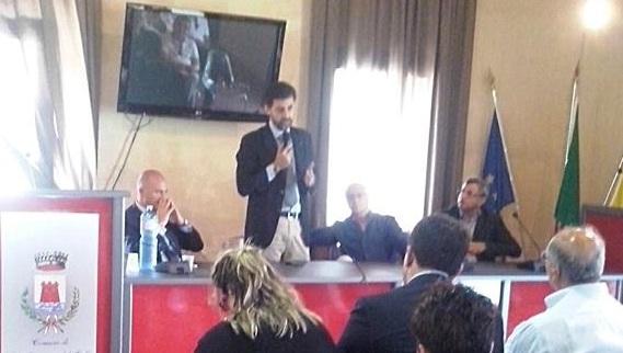 Conferenza riapertura Porto castellammare