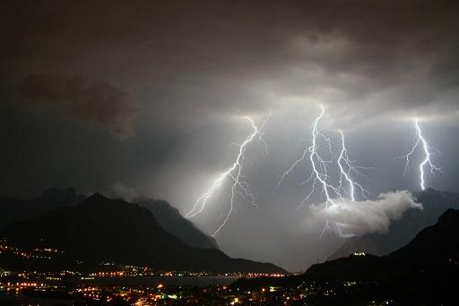 Fulmini temporali