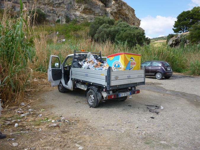 Discarica Castellammare 2