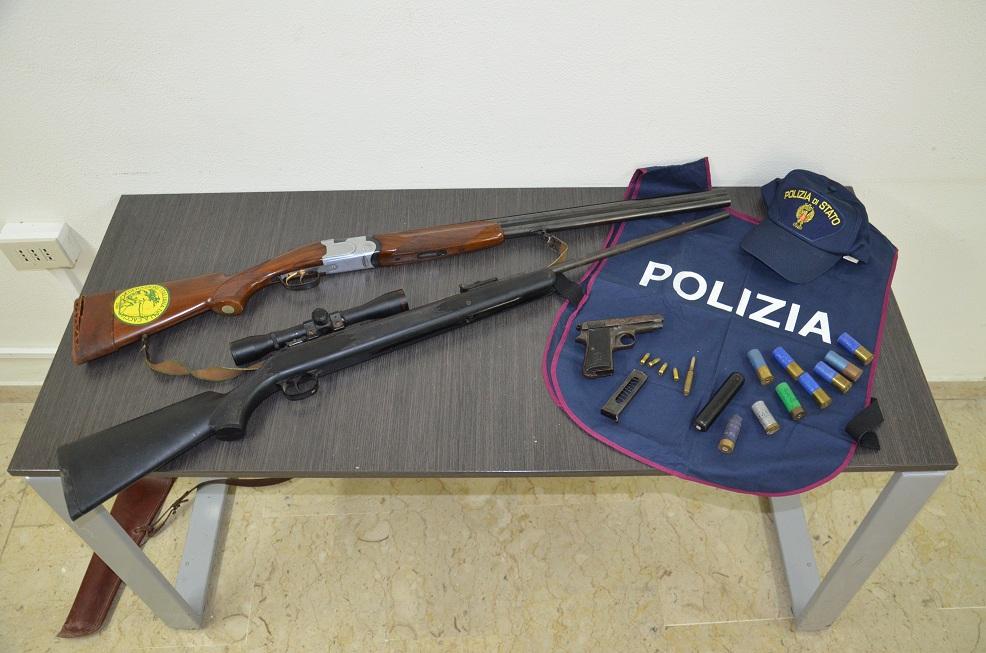 Mobile Trapani  Polizia (1) - sequestro bonafede