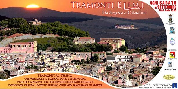Tramonti-Elimi-Segesta-Calatafimi