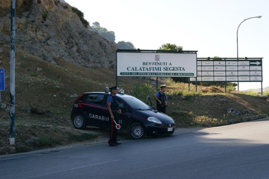 carabinieri calatafimi