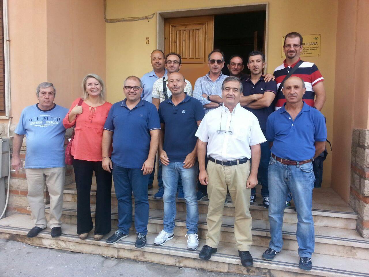 Delegazione forestali