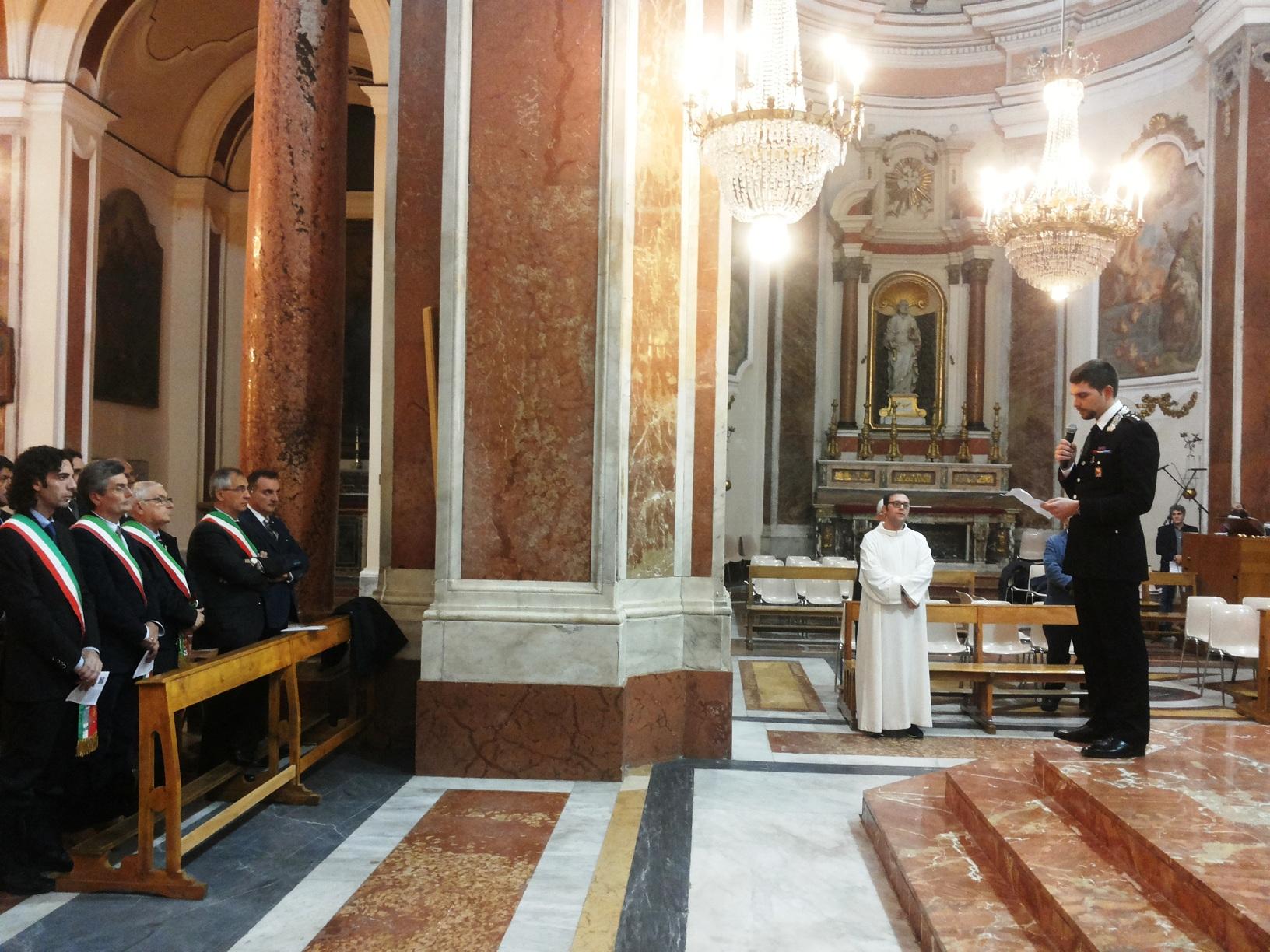 Carabinieri Alcamo Anniversario (2)