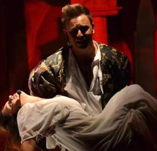 Teatro Shakespeare academy alcamo