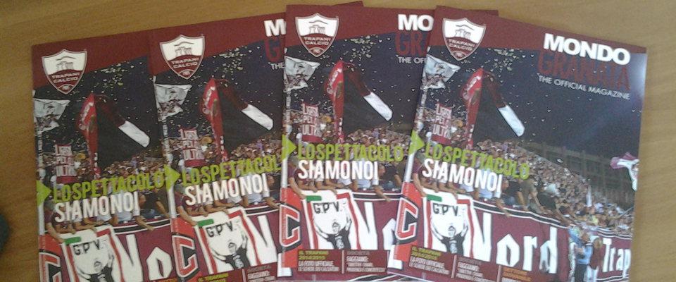 Trapani Calcio Magazine