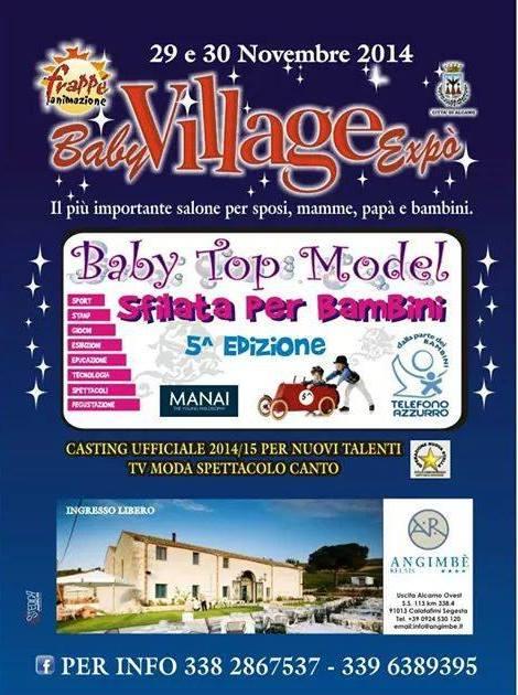 baby village expo 2014