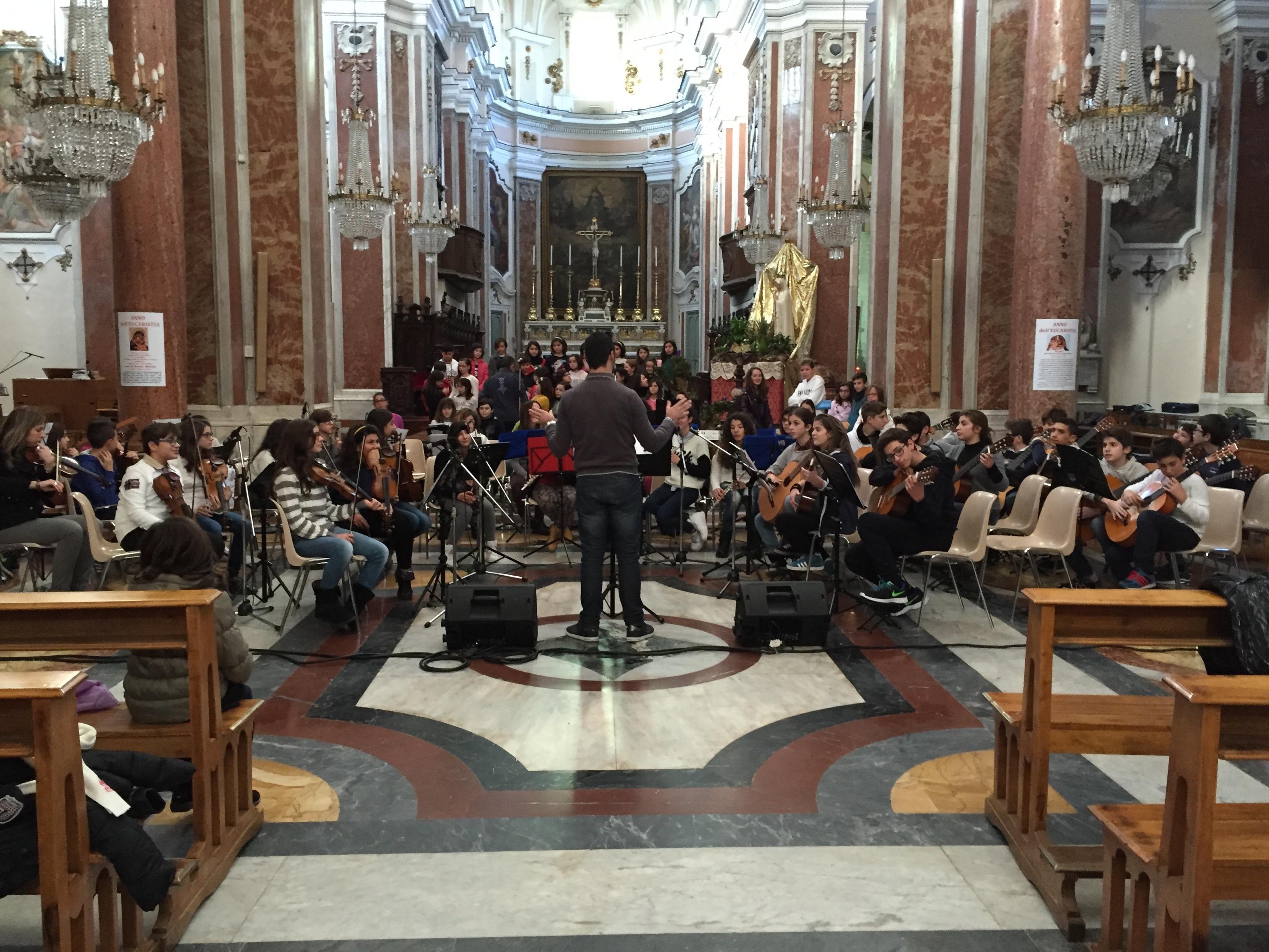 Concerto Natale I.C. Navarra