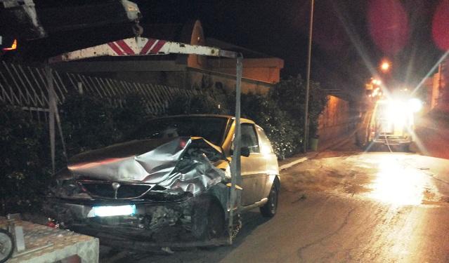 Incidente Alcamo Porta Palermo