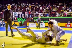 Ippon vincente Cristiano Grimaudo