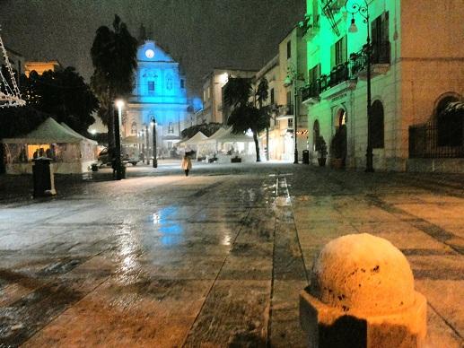 Piazza Pioggia e Freddo