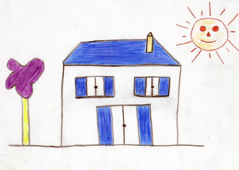 Casa dolce casa alqamah for Disegno della casa