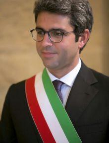 Il sindaco di Salemi, Domenico Venuti