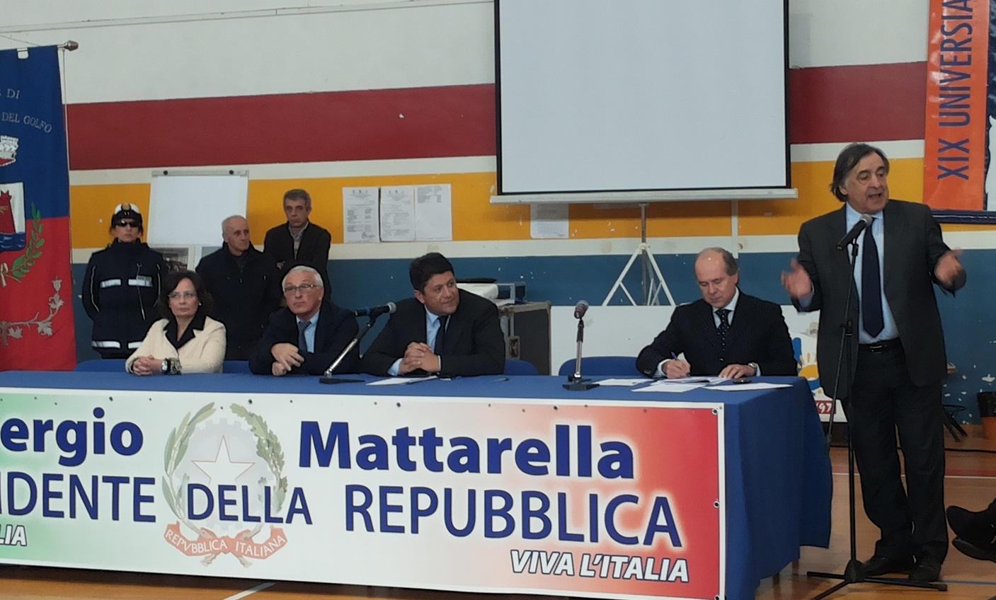 Mattarella Castellammare Coppola