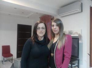 Paola e Vanessa Caroddo