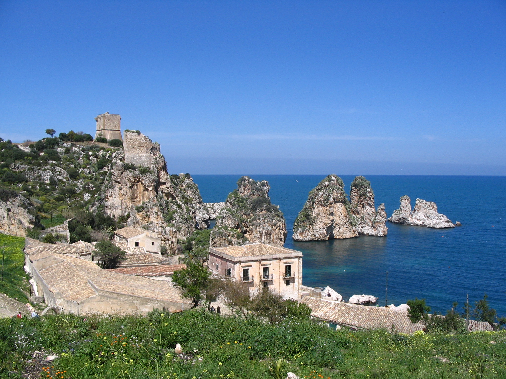 Tonnara_di_Scopello