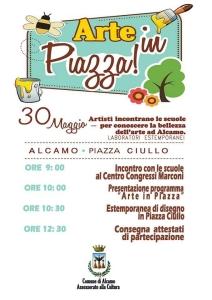 arte in piazza 30 maggio