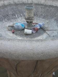 fontana di Piazza Europa4