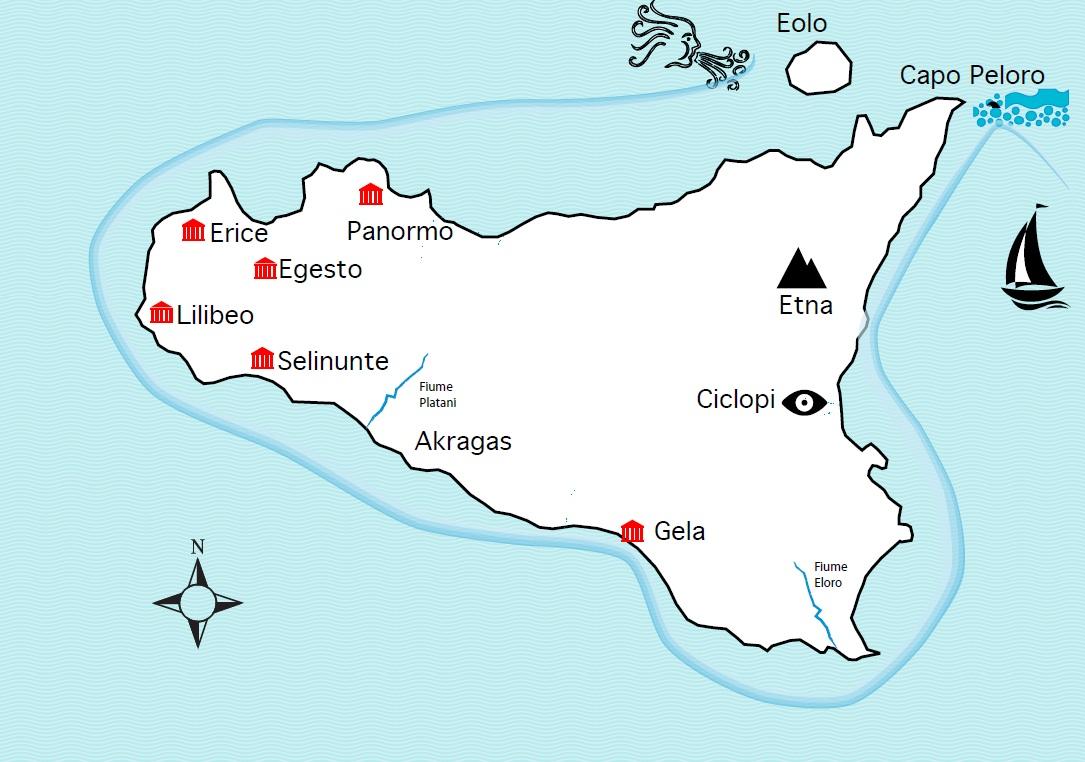 mappa Enea