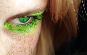 mostro verde