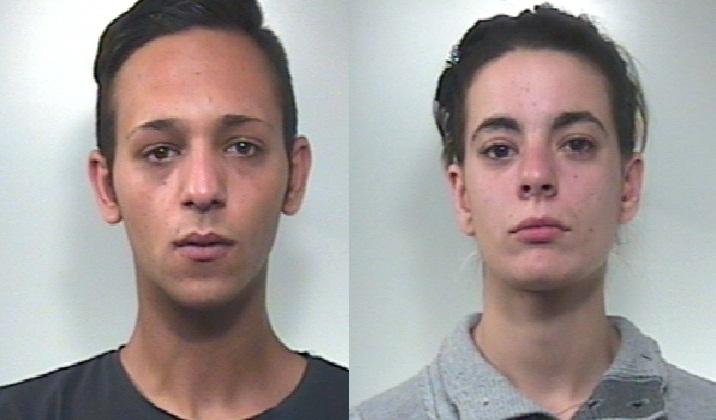 Arrestata CATALANOTTO Tatiana e Memeti Nebi