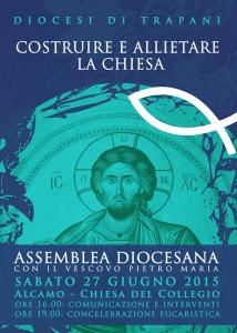 manifesto assemblea diocesana 2015