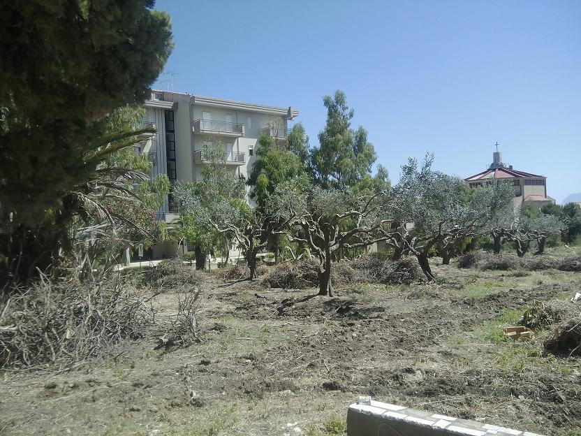 terreno sequestrato San paolo affidato cooperativa unione delle famiglie